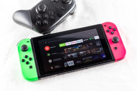 Nintendo Switch Android Tv