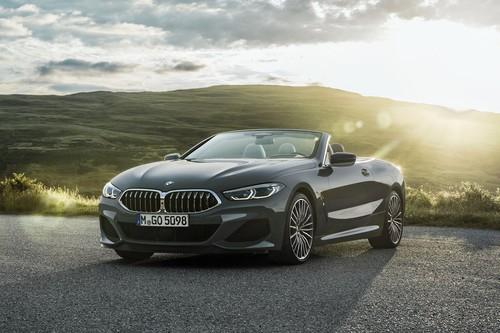BMW le da la cara al Sol con la llegada del nuevo Serie 8 Convertible programado justo para la primavera