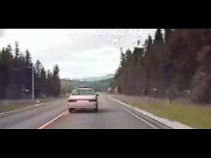 Persecución real a lo Need For Speed