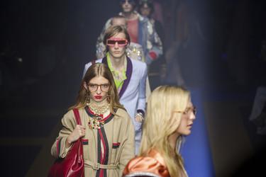 Lo imposible solo está en la mano de genios como Alessandro Michele y la colección Gucci Primavera-Verano 2018 nos lo demuestra
