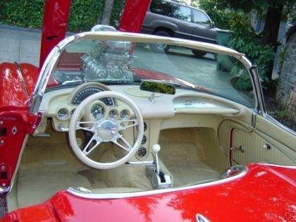 1962 Pro Street Corvette