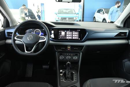 Volkswagen Taos Mexico Versiones 8