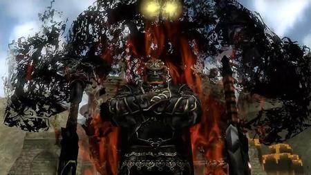 Hyrule Warriors nos muestra a Ganondorf y algunos de sus trajes