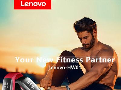 Código de descuento: smartband Lenovo HW01 por 14,90 euros y envío gratis