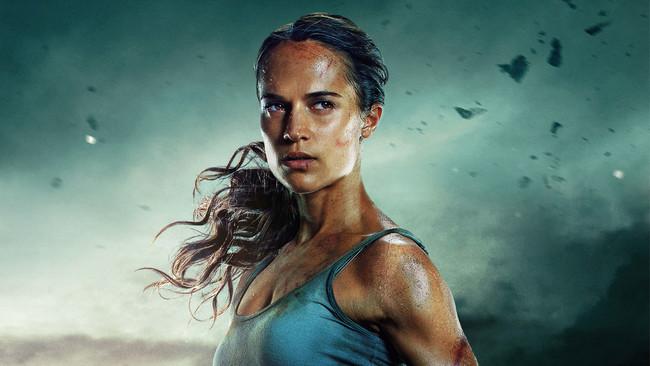 'Tomb Raider' puede que sea una de las mejores adaptaciones de videojuegos hasta la fecha, pero eso no dice demasiado a su favor