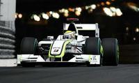 Jenson Button y Brawn GP de nuevo en la pole