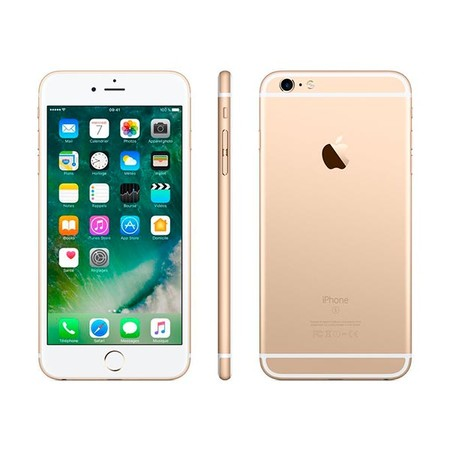 Iphone 6s Dorado 2