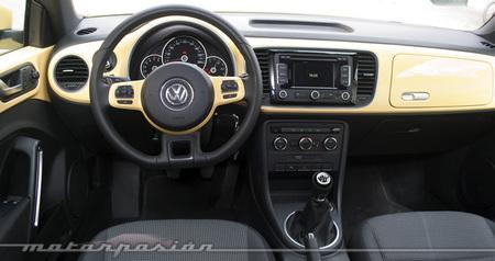 Volkswagen Beetle 1.2 TSI, prueba