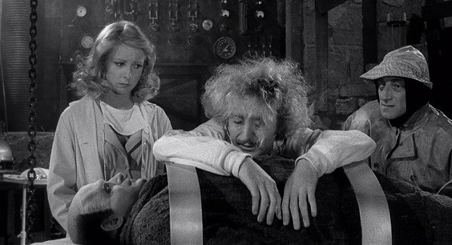 Imagen de 'El jovencito Frankenstein'