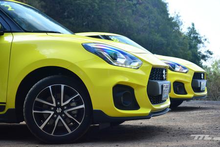 Suzuki Swift Sport 6