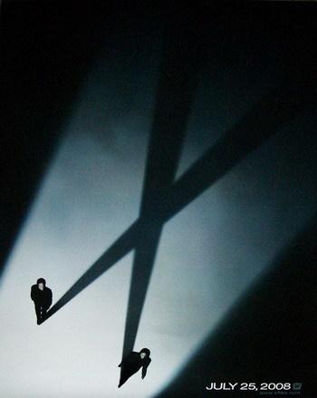 Teaser póster de 'X-Files 2'