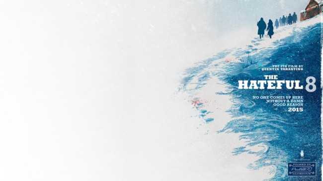 The Hateful 8 1366x768 Wallpaper