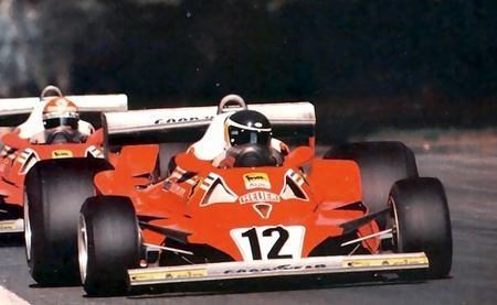 Reutemann Lauda Argentina 1977