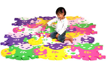 Tessell: un juguete versátil
