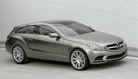 Mercedes-Benz ConceptFASCINATION, el futuro Clase E Coupe