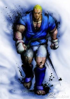 Street Fighter IV - Abel - 04