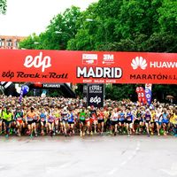 Entrena con Vitónica para tu primera media maratón: semana 1