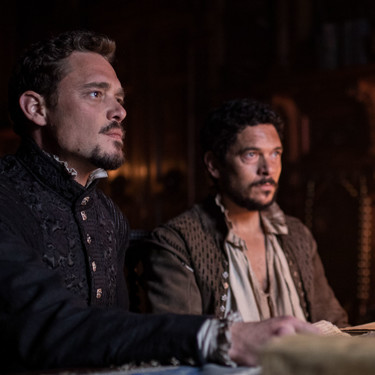 """La primera temporada de 'La peste' era como 'El nombre de la rosa', la segunda es más 'Los intocables de Eliot Ness'"""". Rafael Cobos"""