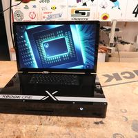 Así es la Xbook One X: la última consola de Microsoft convertida en portátil