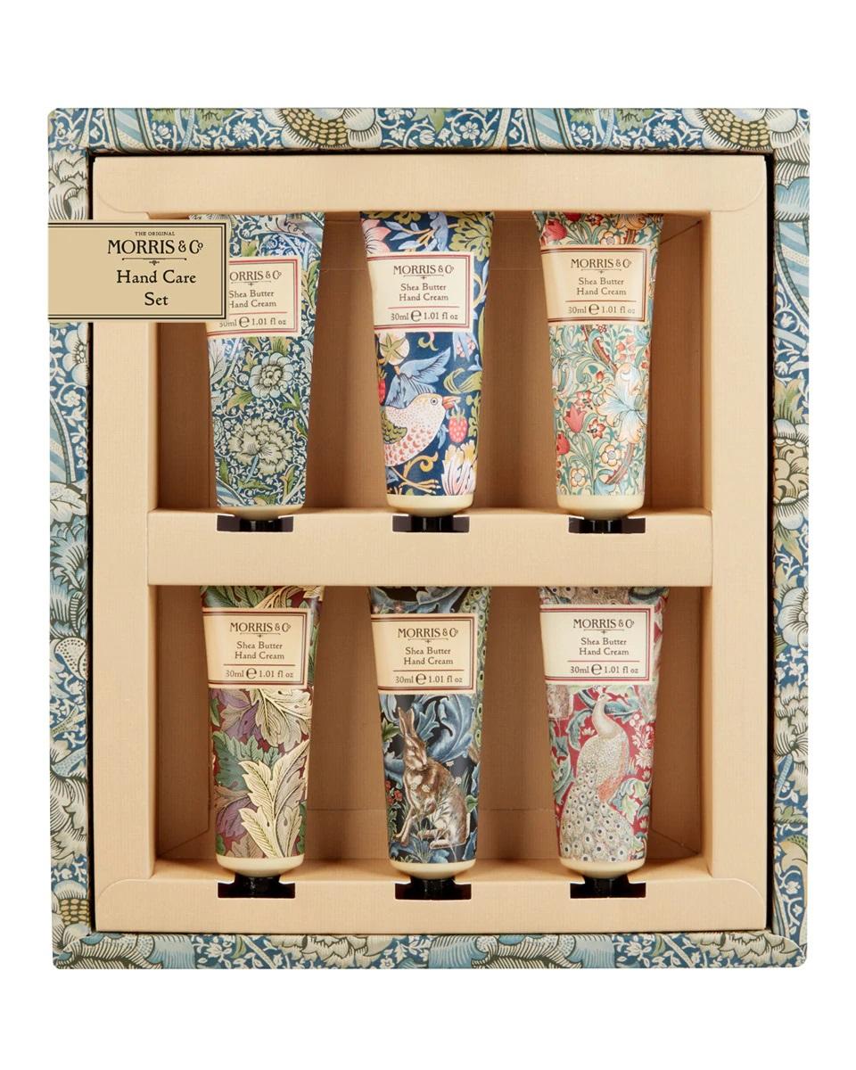 Cofre de cremas de manos de Morris&Co
