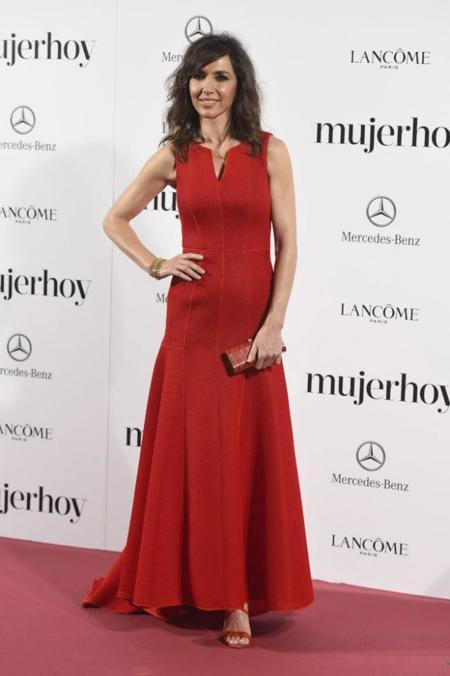 Paloma Lago en los Premios Mujer Hoy 2014