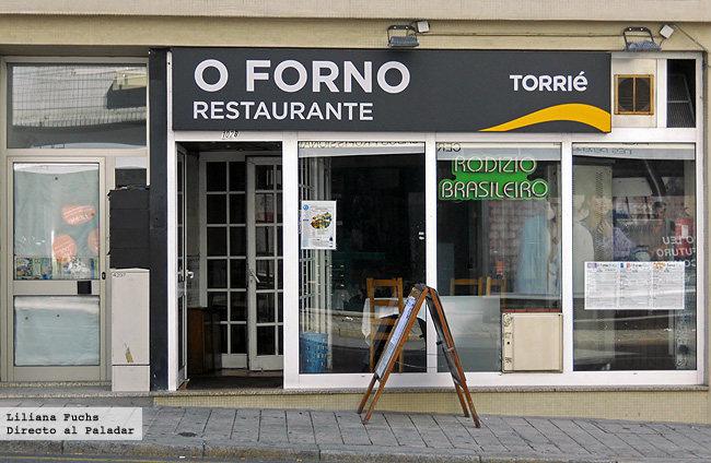 Restaurante O Forno en Oporto