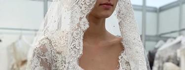 Marchesa vuelve a la carga con la colección de novias presentada en Barcelona Bridal Week