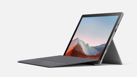 Surface Pro 7+: un convertible con LTE Advanced es la última apuesta de Microsoft para sus clientes empresariales