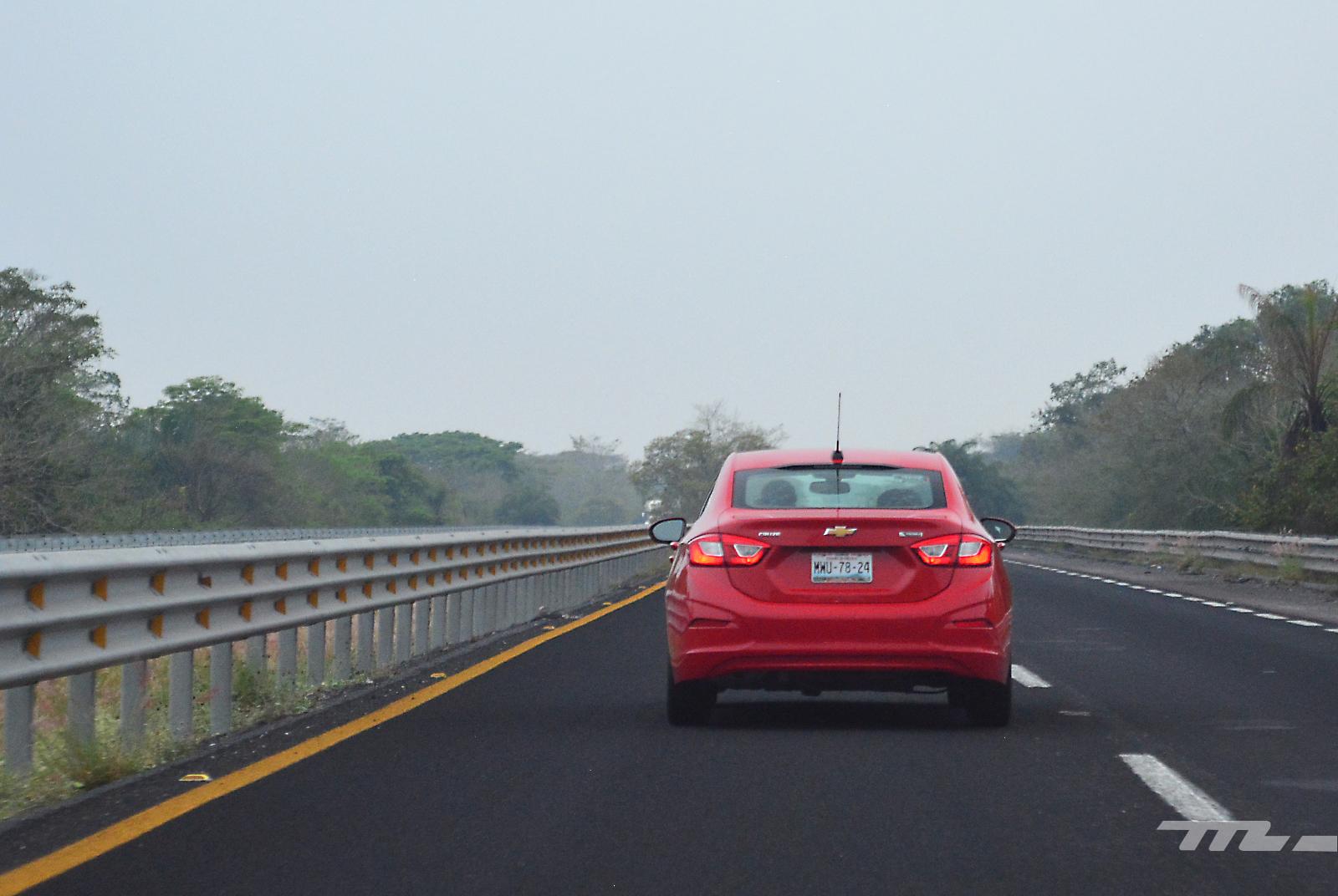 Foto de Chevrolet Cruze (Prueba en Veracruz) (14/19)