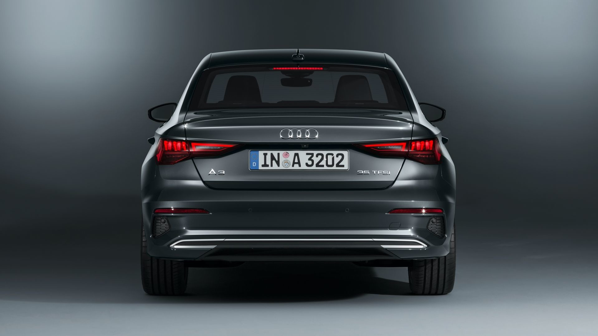 Foto de Audi A3 Sedán 2021 (42/43)