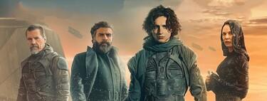 'Dune': todo lo que sabemos sobre la película de Denis Villeneuve basada en la mítica novela de Frank Herbert