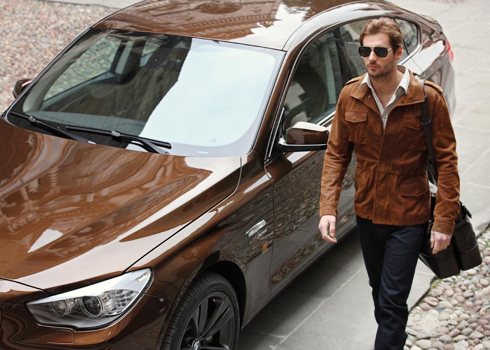 Foto de BMW Serie 5 Gran Turismo Trussardi (1/12)