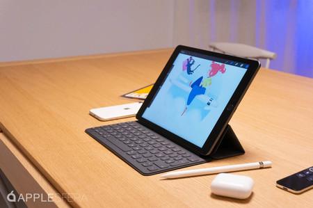 """El iPad (2019) de 10,2"""" Wi-Fi con 32 GB más barato está en eGlobal: 269,79 euros"""