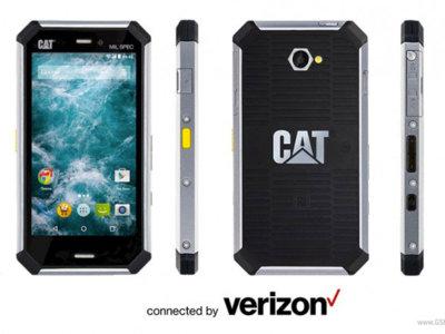 Catepillar presenta su último teléfono todoterreno: el CAT S50c