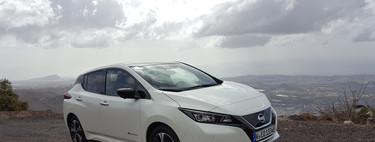 Nissan LEAF segunda generación, probamos el coche eléctrico que quiere seguir siendo el más vendido