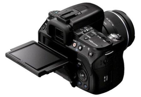 Sony A560 y A580 serían por fin sus primeras réflex con grabación de vídeo