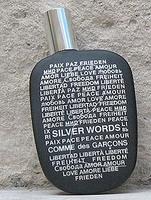 Comme Des Garçons presenta 'Silver Words'