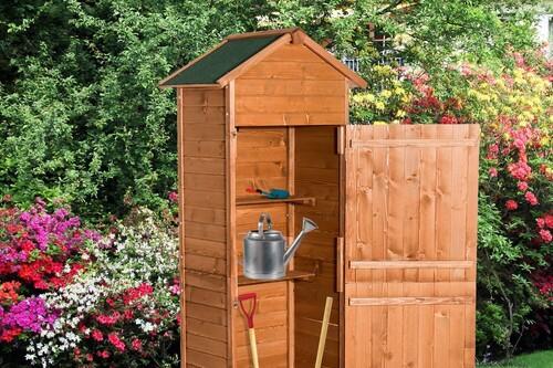 Los mejores armarios de jardín según los comentaristas de Amazon