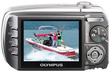 Olympus Stylus 800 con 8 megapíxeles