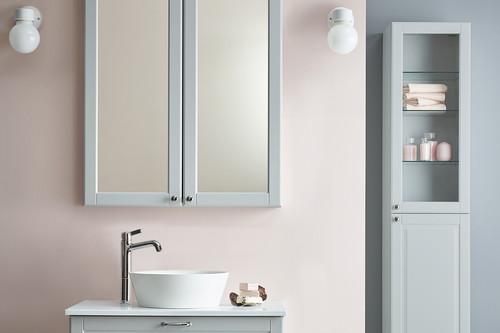 Llegan las ganas de reformar el baño cuándo descubrimos lo nuevo del catálogo de Ikea 2019