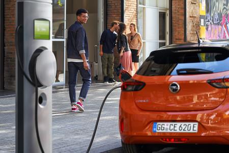 Opel Salto Electrico 11