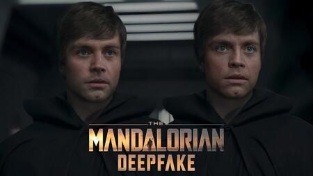 Disney y Lucasfilm han contratado al youtuber que intentaba mejorar con deepfakes el CGI de 'The Mandalorian' y otros