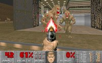 'nDoom'. El auténtico 'Doom' en una calculadora. ¡Alucinante!