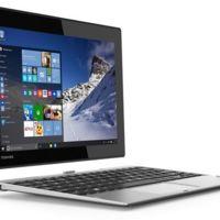 El Toshiba Satellite Click 10 es un tablet convertible asequible basado en Windows 10