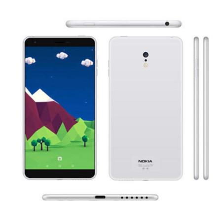 Nokia C1 Render