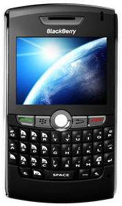 Blackberry 8820, con WiFi