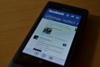 Facebook actualiza (por fin) su cliente para Windows Phone