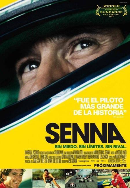 Senna se estrenará el próximo 27 de mayo