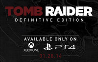 'Tomb Raider: The Definitive Edition' muestra su mejora visual en PS4