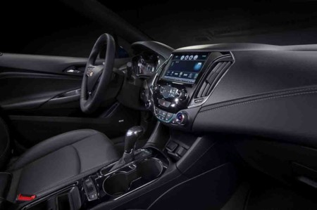 Chevrolet Cruze 2016 Interior